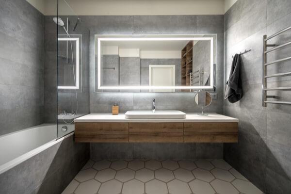 Fräscha upp ditt badrum!